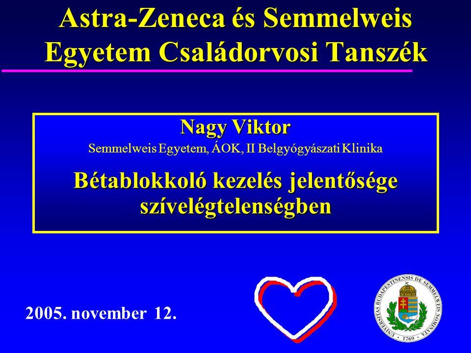 Astra-Zeneca és Semmelweis Egyetem Családorvosi Tanszék