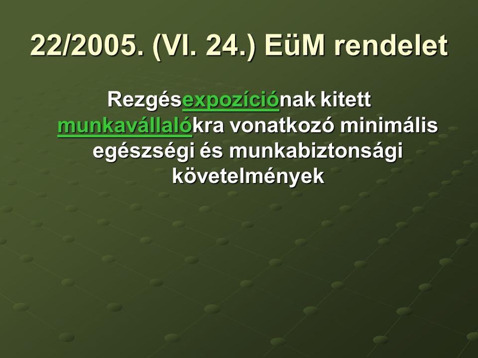 22/2005. (VI.