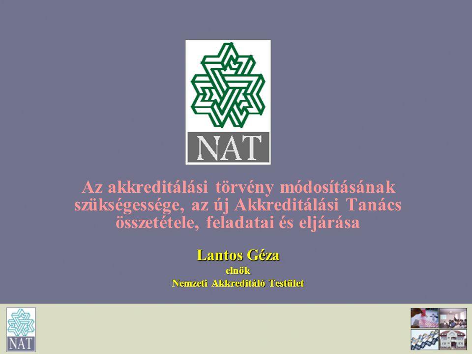 Nemzeti Akkreditáló Testület