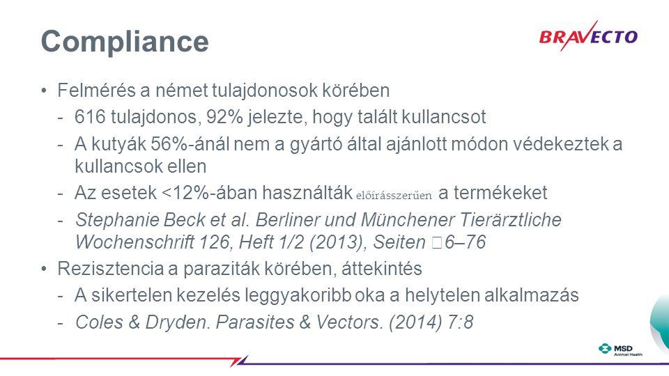 Compliance Felmérés a német tulajdonosok körében