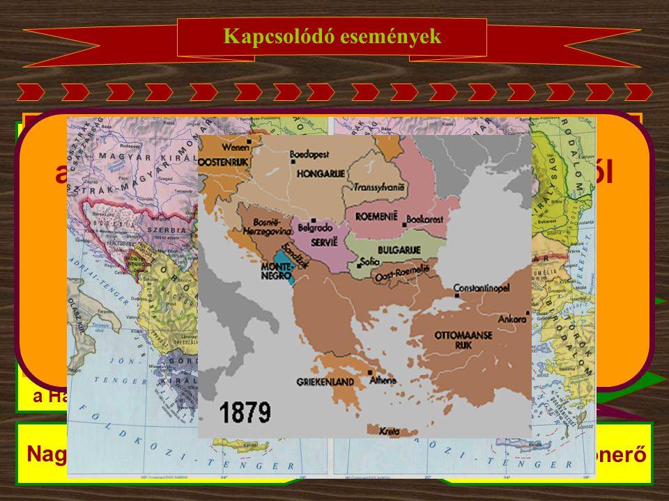 a Balkán államai mellékszereplőből FŐSZEREPLŐVÉ kívánnak válni