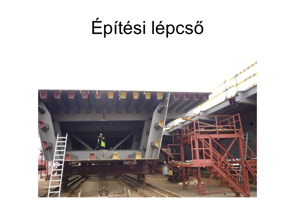 Építési lépcső