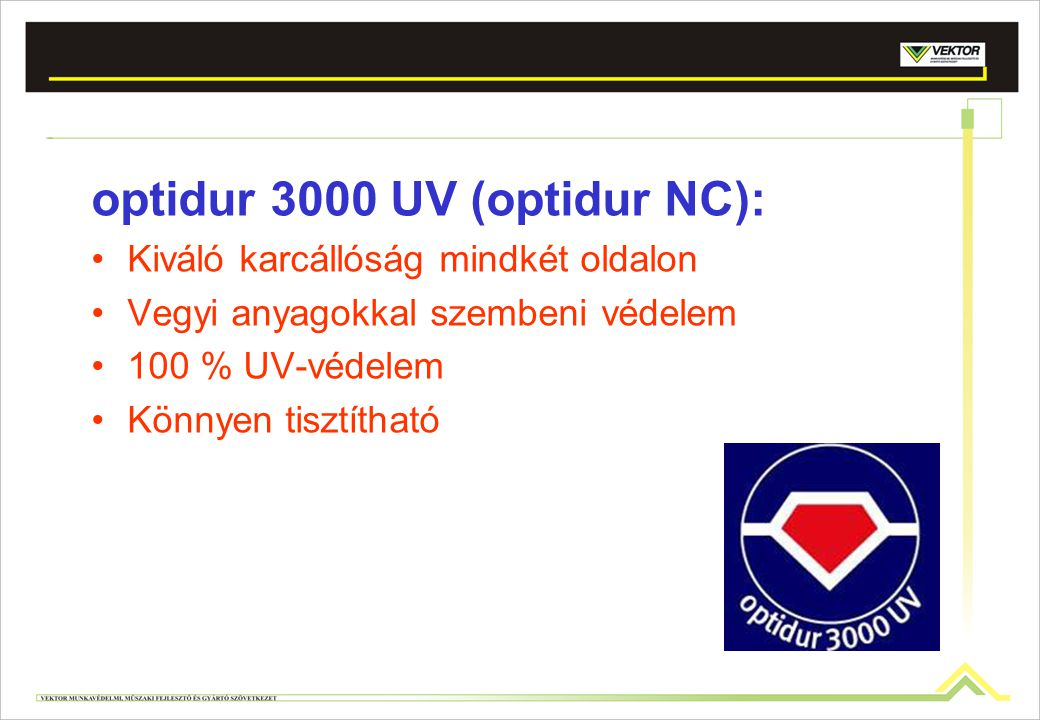 optidur 3000 UV (optidur NC):