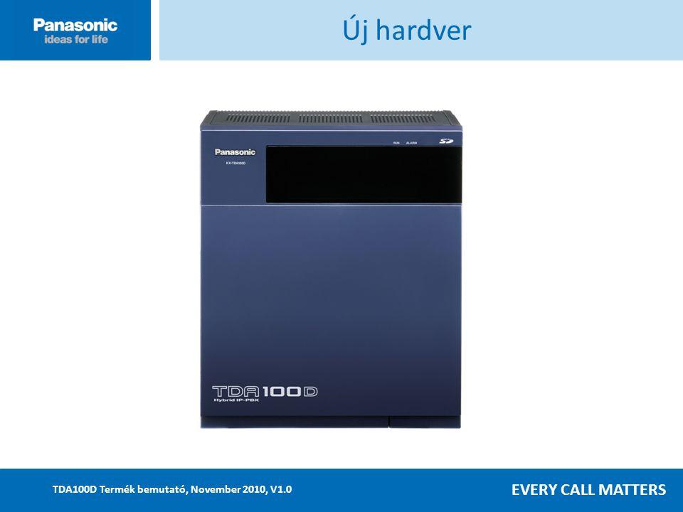 Új hardver