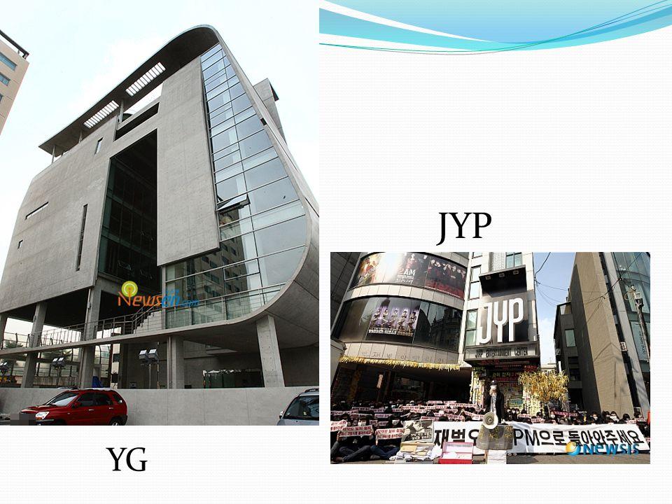 JYP YG