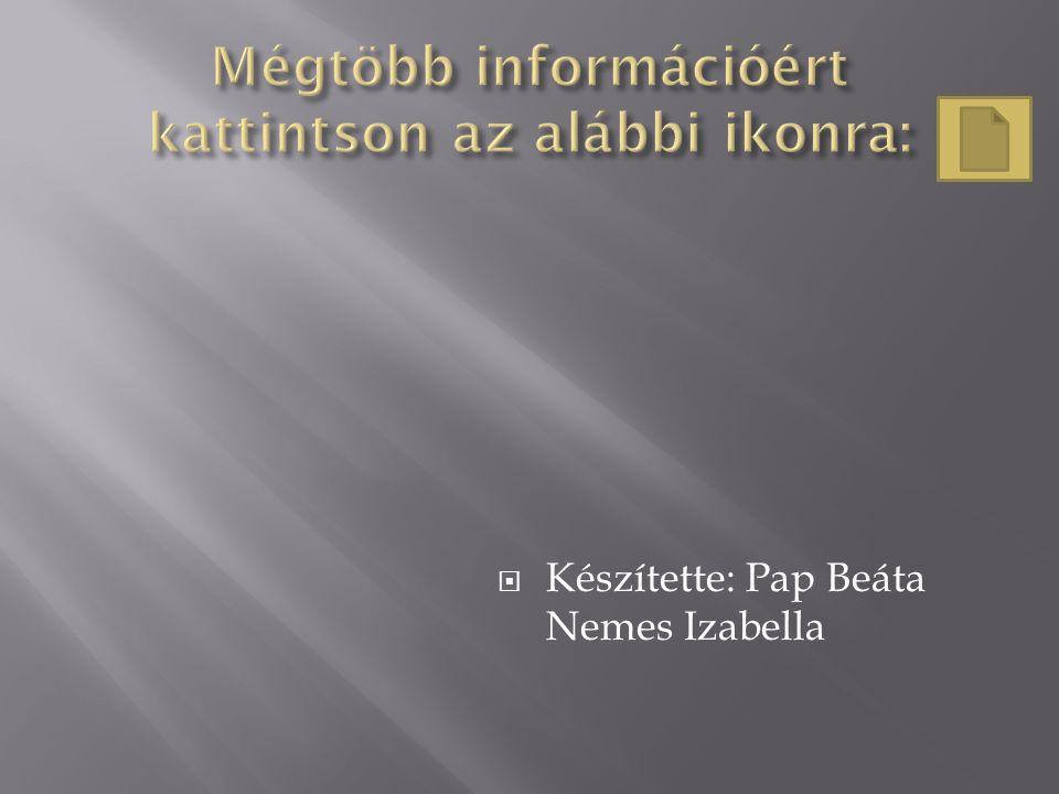 Mégtöbb információért kattintson az alábbi ikonra:
