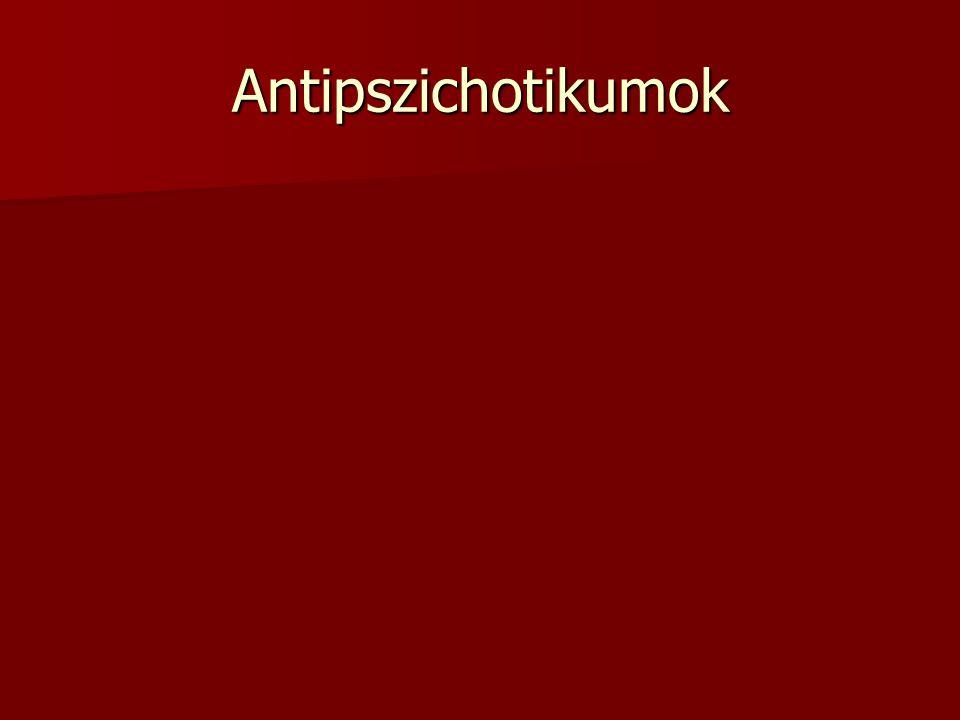 Antipszichotikumok