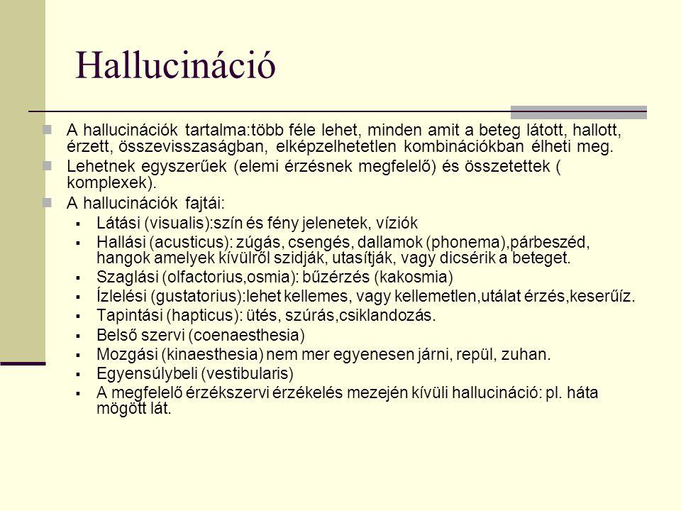 Hallucináció