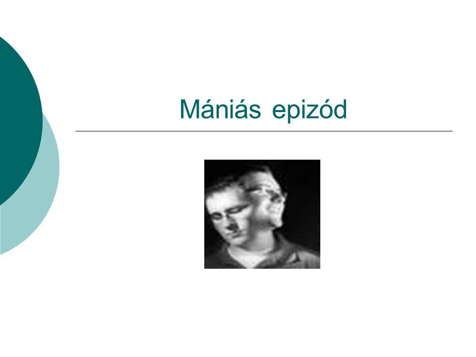 Mániás epizód