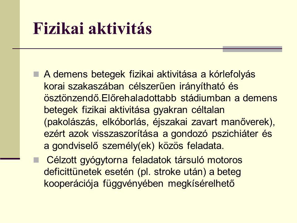 Fizikai aktivitás