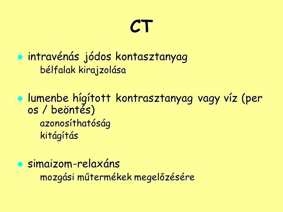 CT intravénás jódos kontasztanyag
