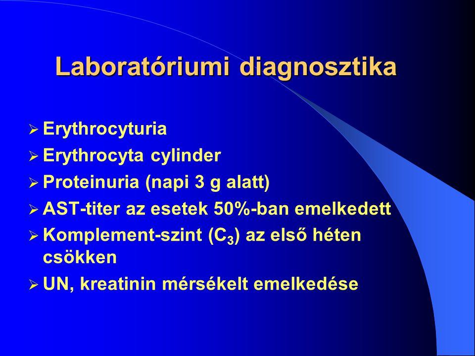 Laboratóriumi diagnosztika