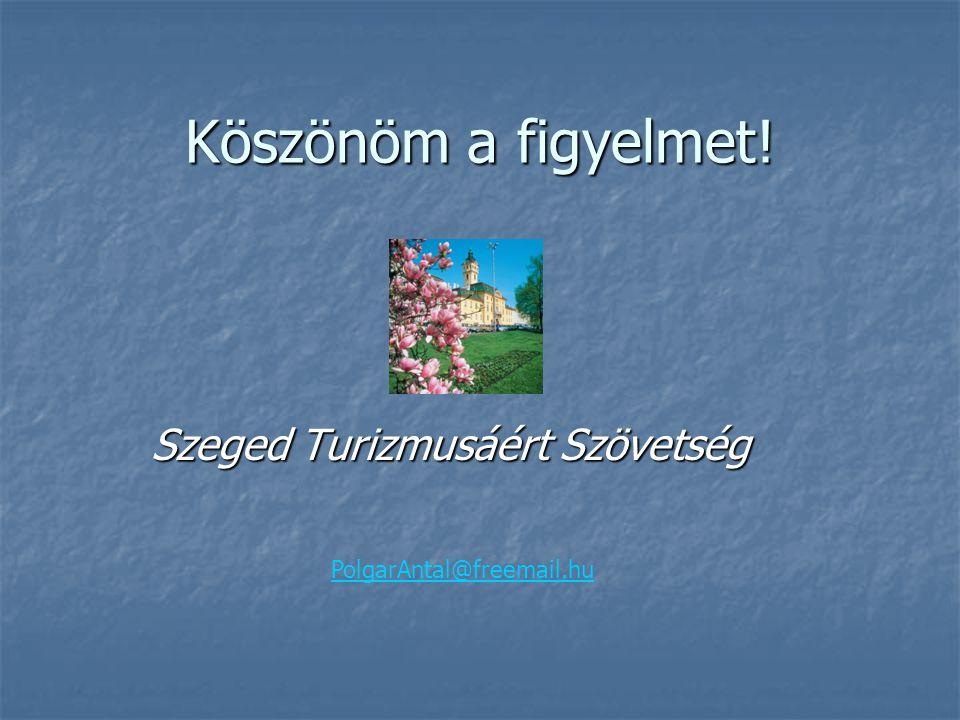 Szeged Turizmusáért Szövetség