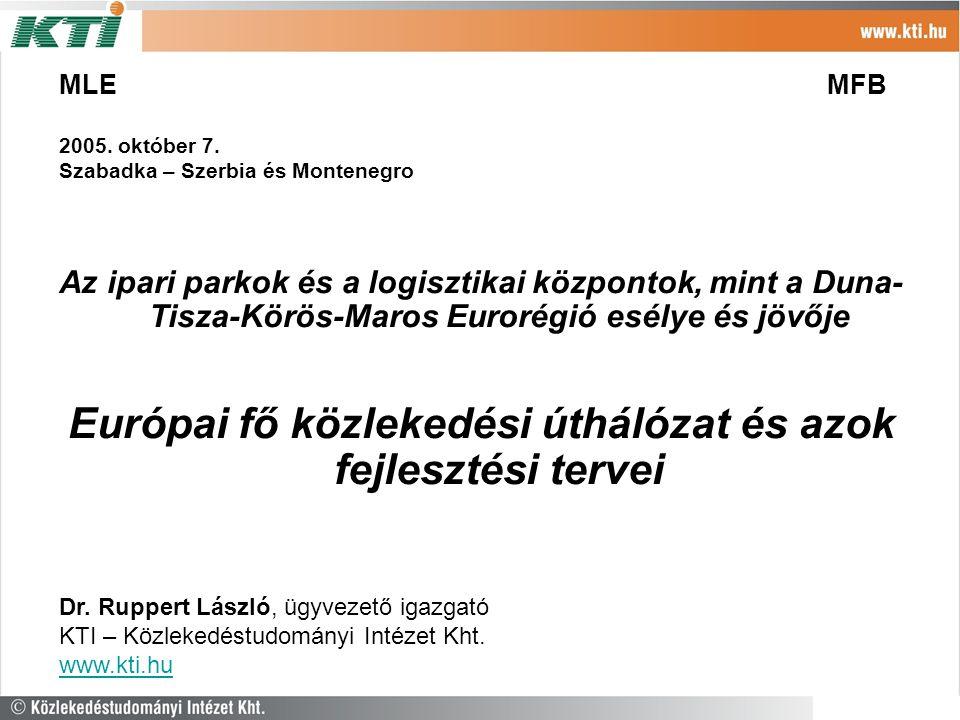 MLE MFB 2005. október 7. Szabadka – Szerbia és Montenegro