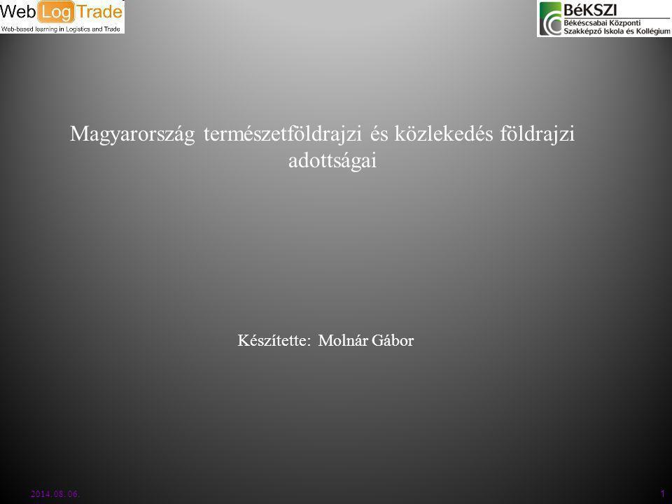 Készítette: Molnár Gábor