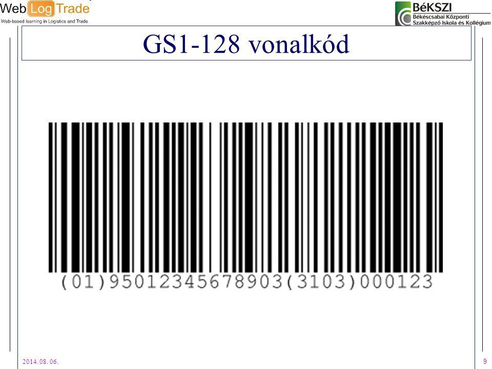 GS1-128 vonalkód 2017.04.05.