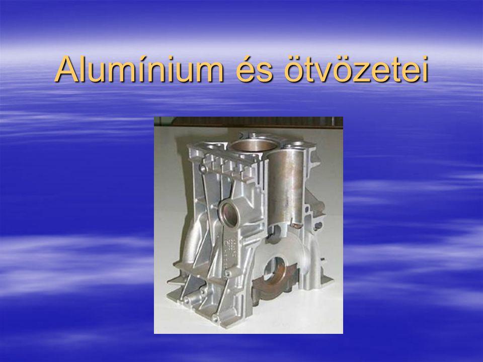 Alumínium és ötvözetei