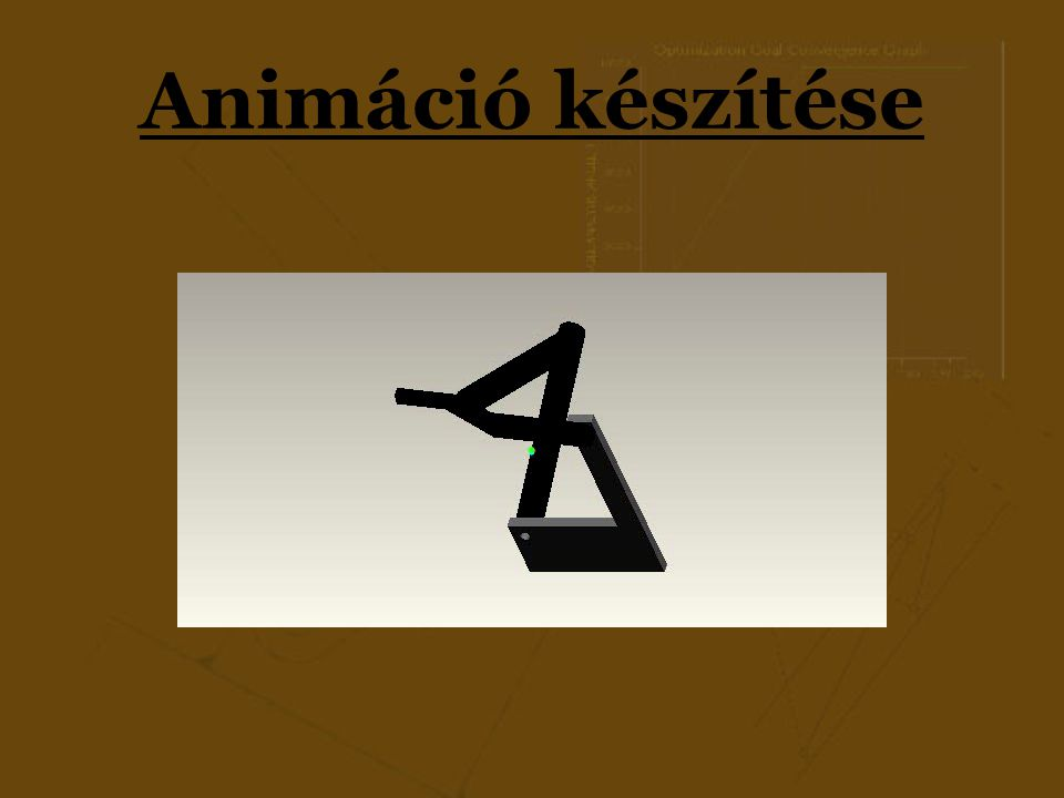 Animáció készítése