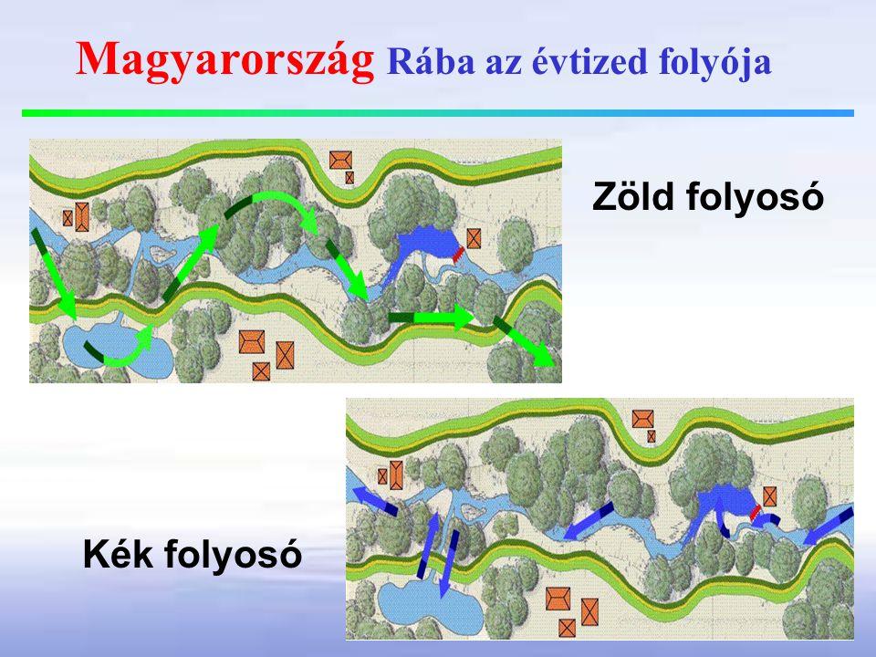 Magyarország Rába az évtized folyója