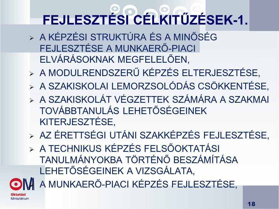 FEJLESZTÉSI CÉLKITŰZÉSEK-1.