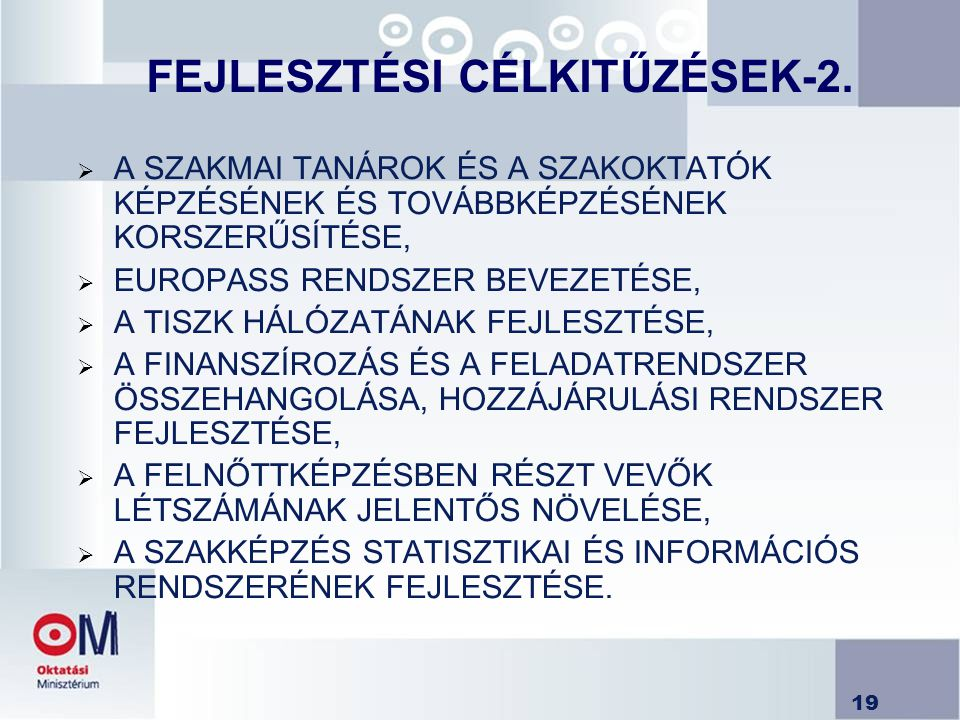 FEJLESZTÉSI CÉLKITŰZÉSEK-2.