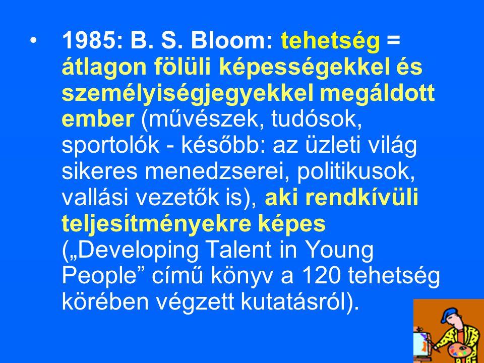 1985: B. S.