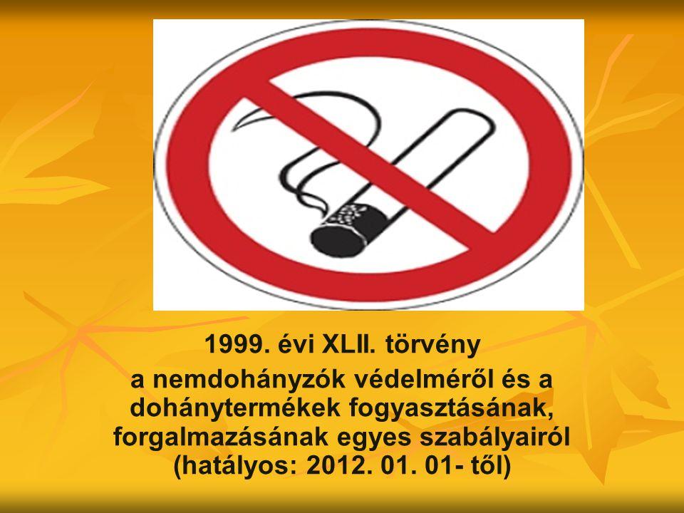 1999. évi XLII. törvény