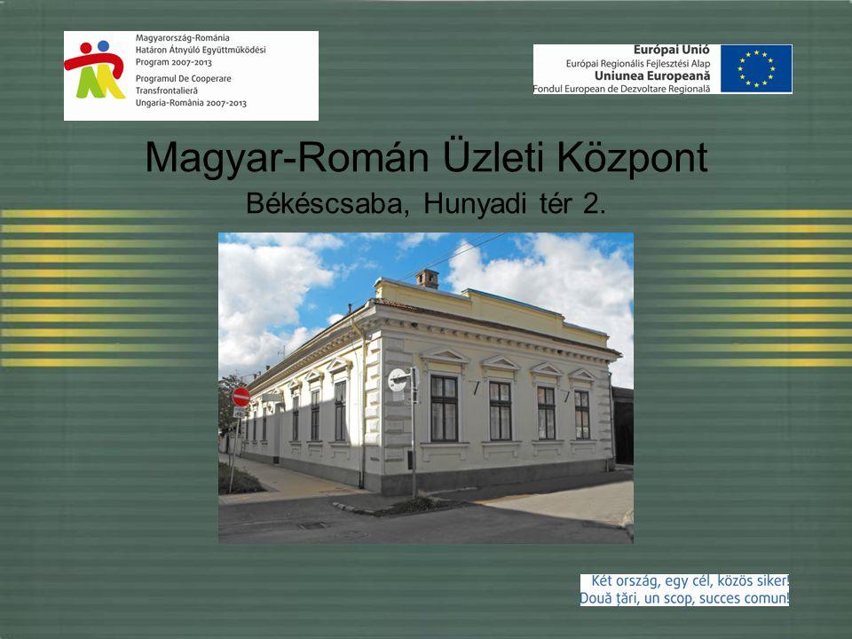 Magyar-Román Üzleti Központ