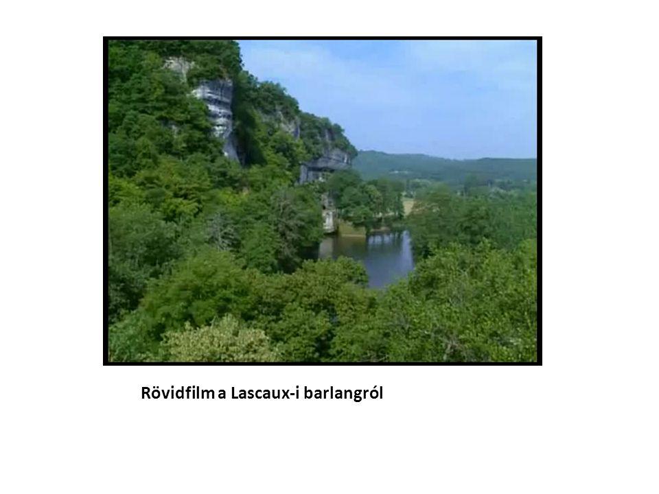 Rövidfilm a Lascaux-i barlangról