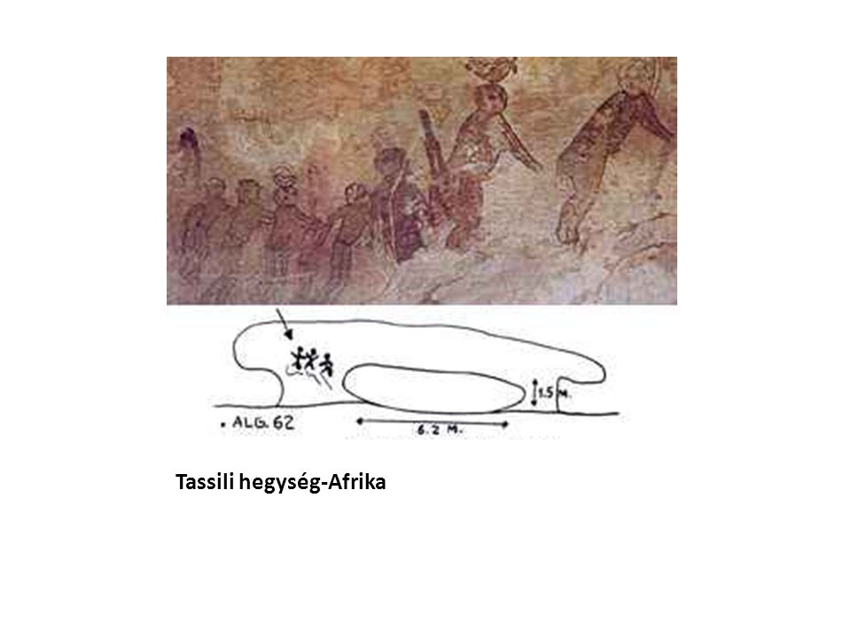 Tassili hegység-Afrika