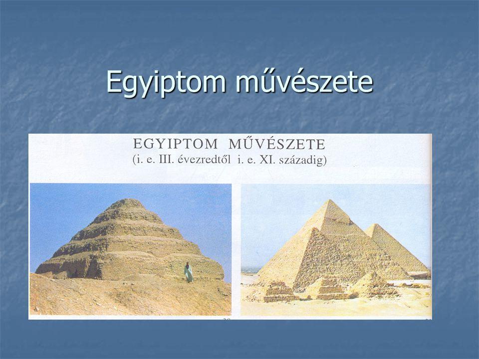 Egyiptom művészete