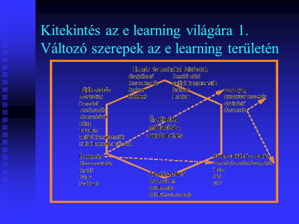 Kitekintés az e learning világára 1