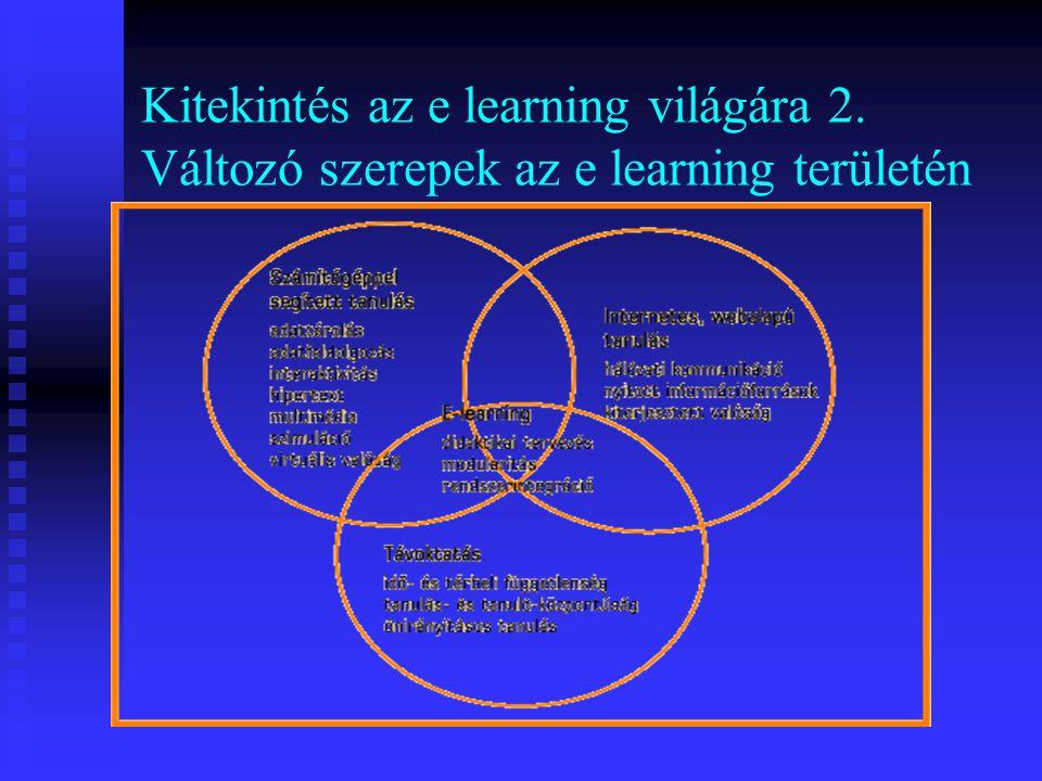 Kitekintés az e learning világára 2