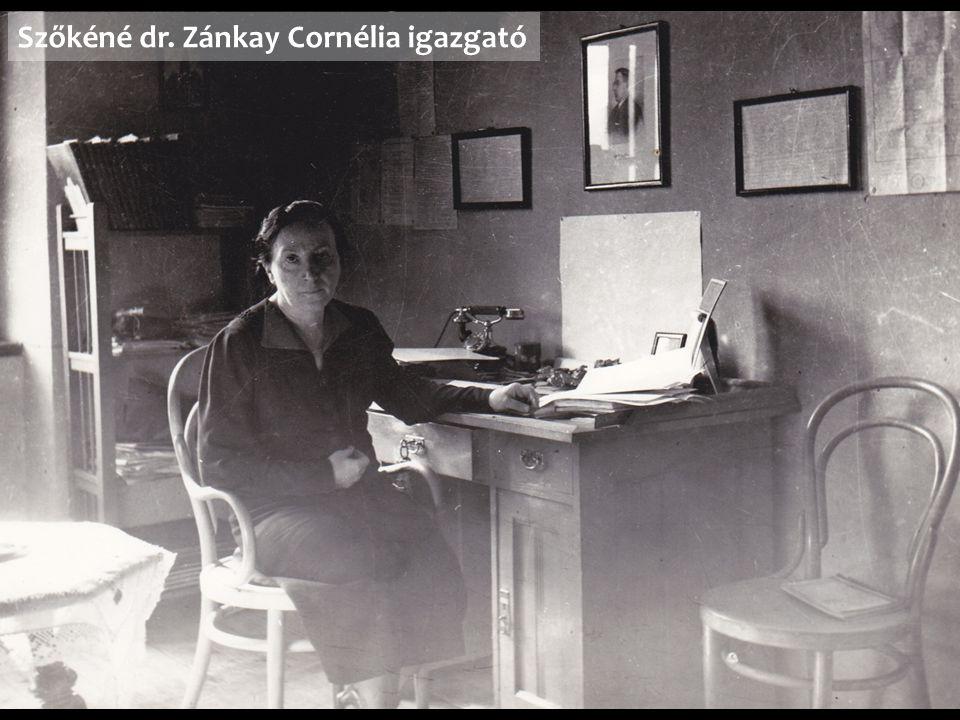 Szőkéné dr. Zánkay Cornélia igazgató