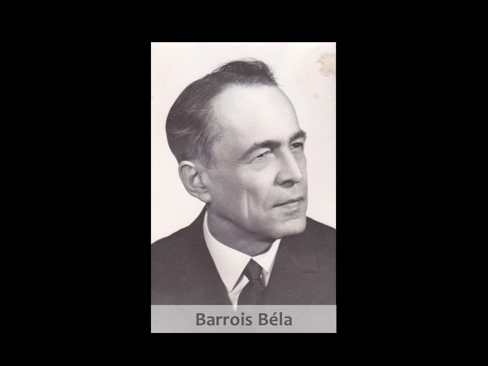 Barrois Béla