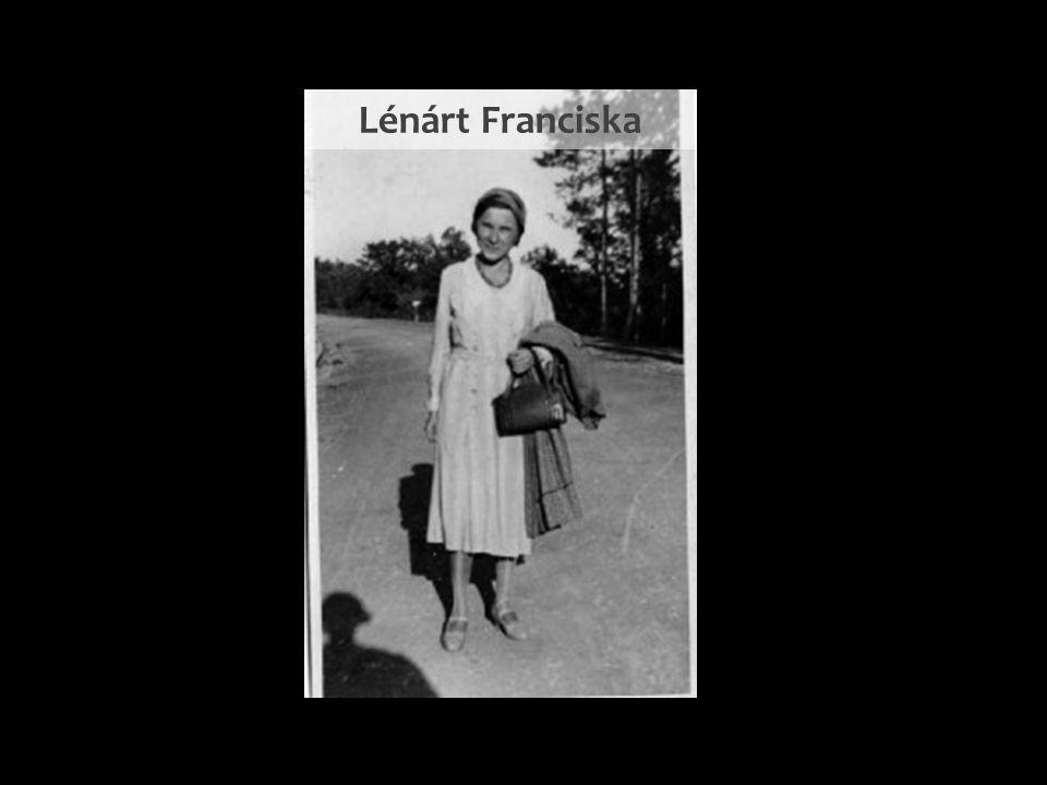 Lénárt Franciska