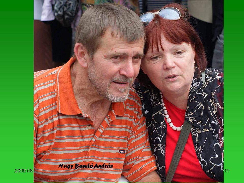 Nagy Bandó András 2009.06.06-07. Könyvhét, 2009