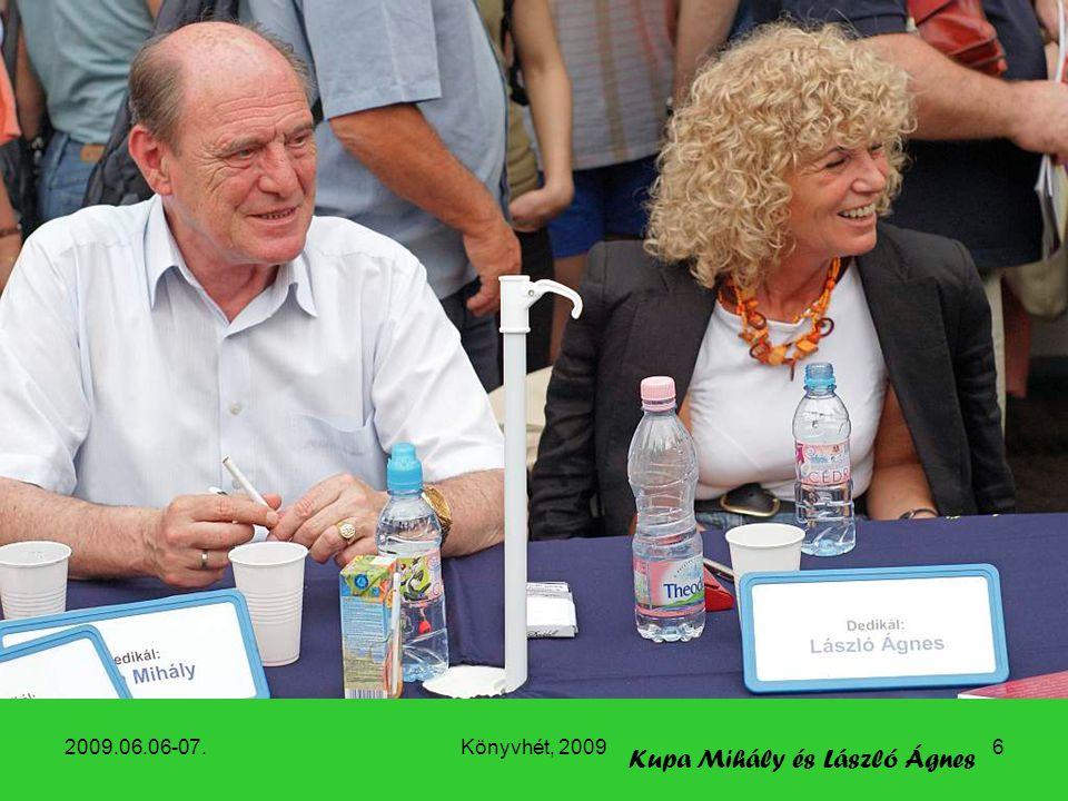 Kupa Mihály és László Ágnes