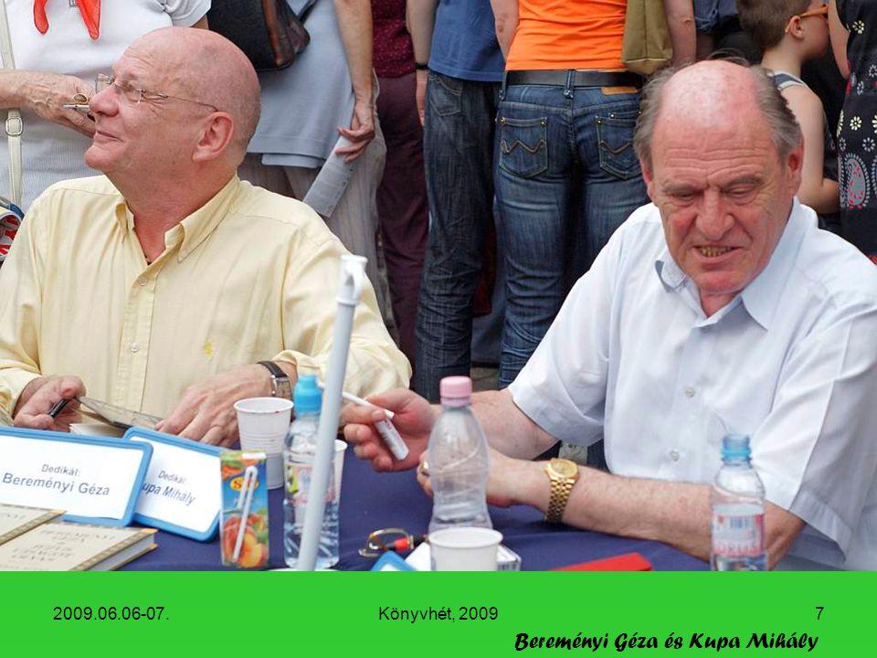 Bereményi Géza és Kupa Mihály