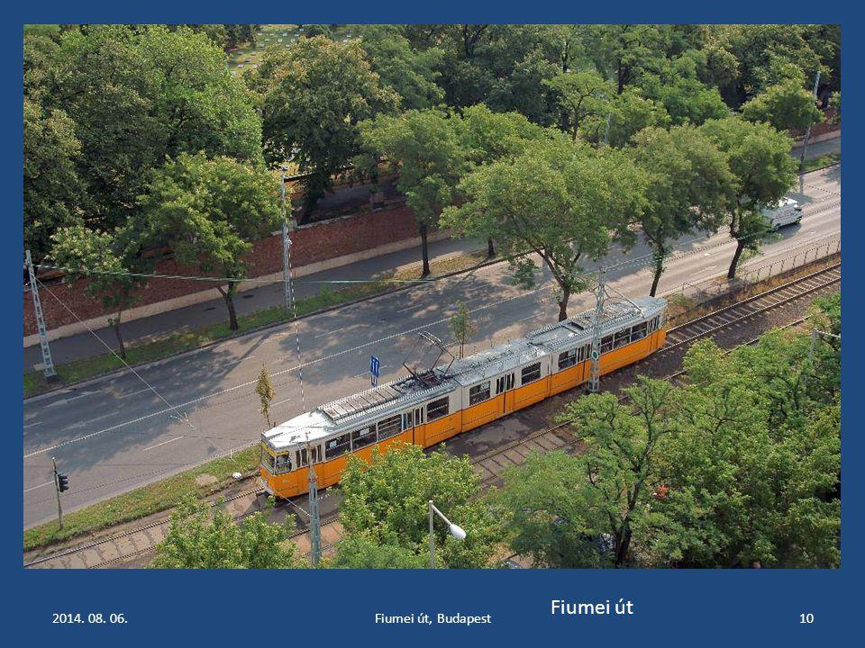 Fiumei út 2017.04.05. Fiumei út, Budapest