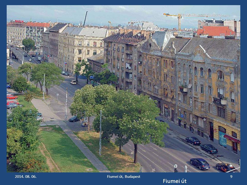 2017.04.05. Fiumei út, Budapest Fiumei út