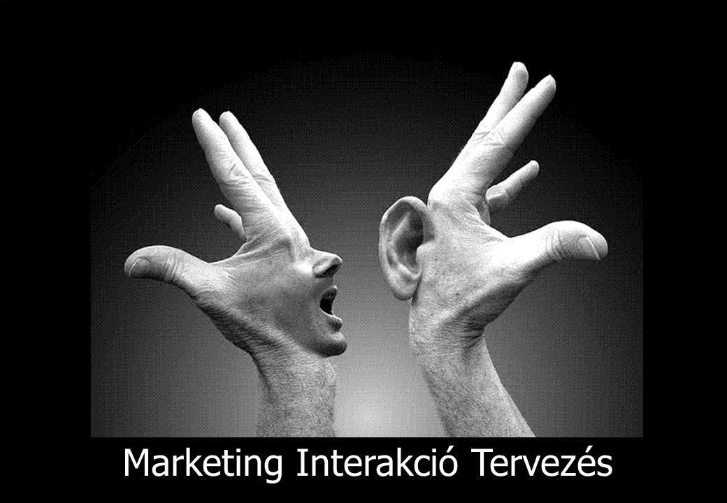 Marketing Interakció Tervezés