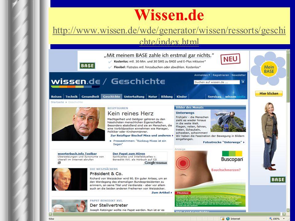 Wissen. de http://www. wissen