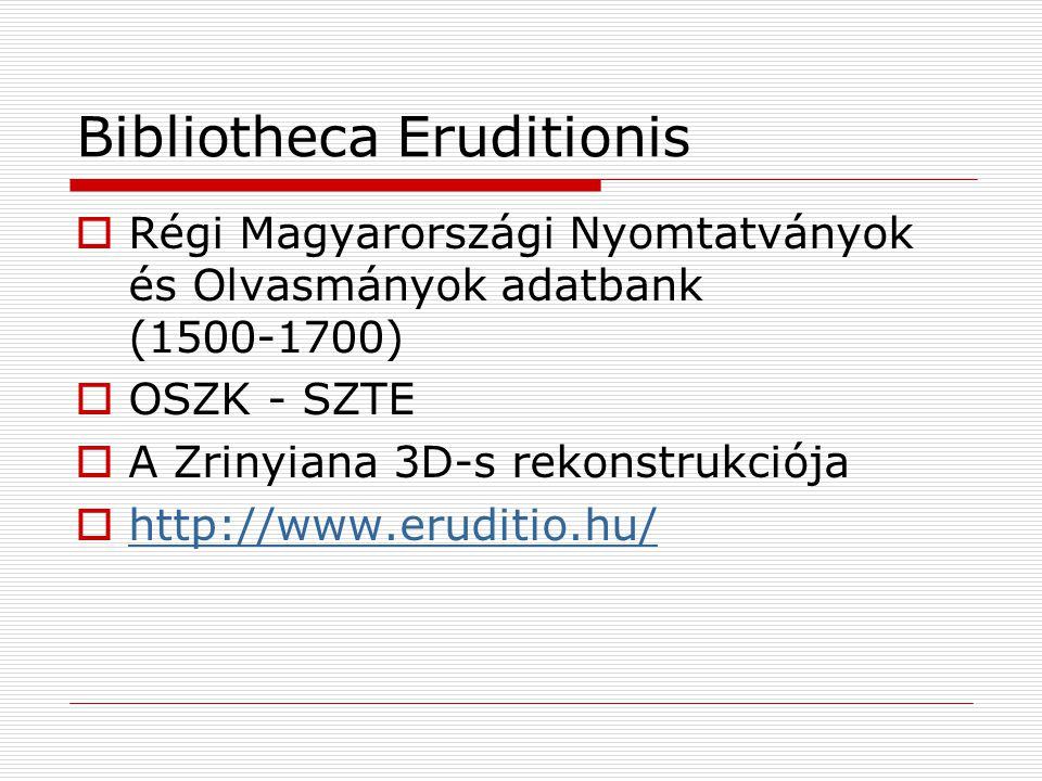 Bibliotheca Eruditionis
