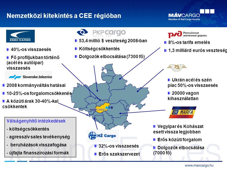 Nemzetközi kitekintés a CEE régióban