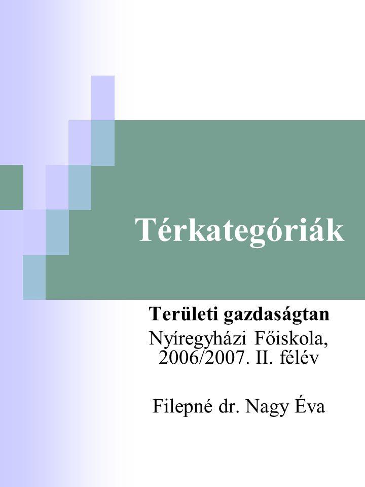 Nyíregyházi Főiskola, 2006/2007. II. félév