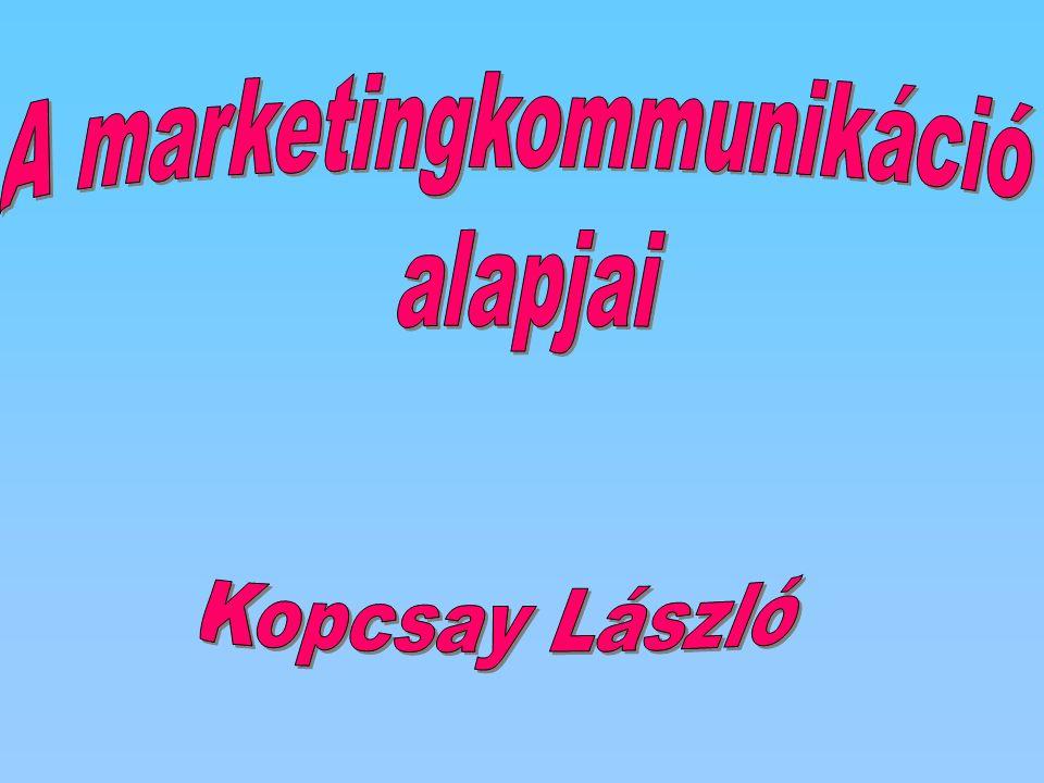 A marketingkommunikáció