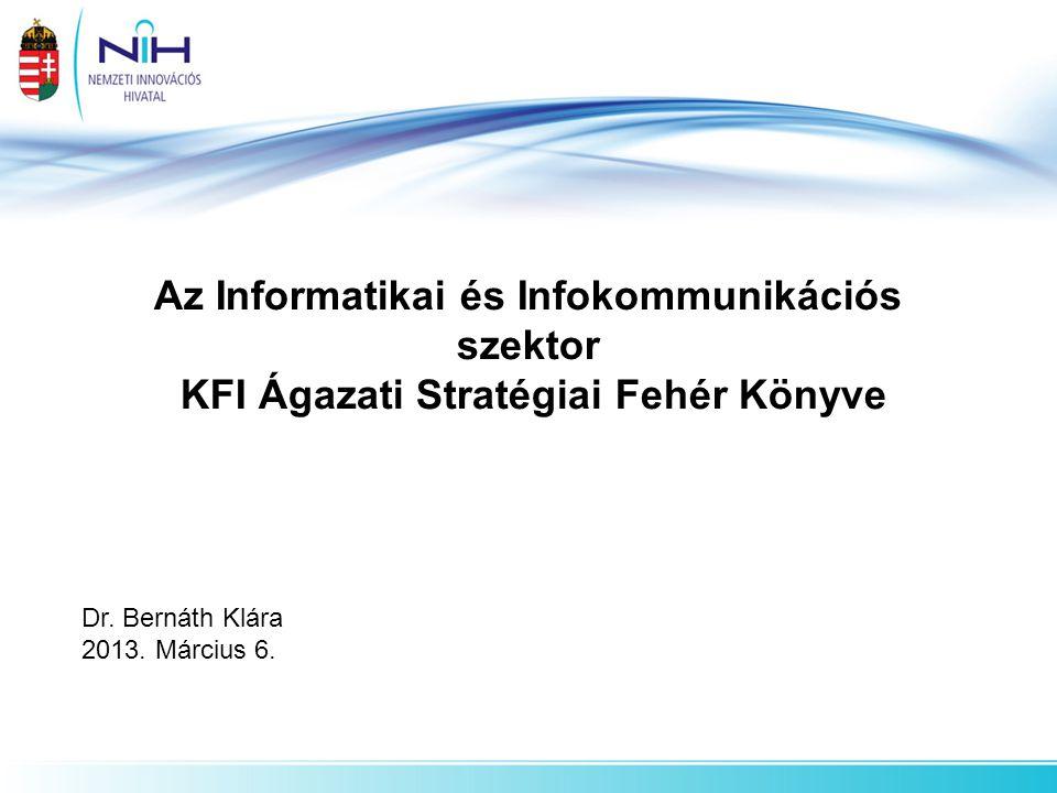 Az Informatikai és Infokommunikációs szektor