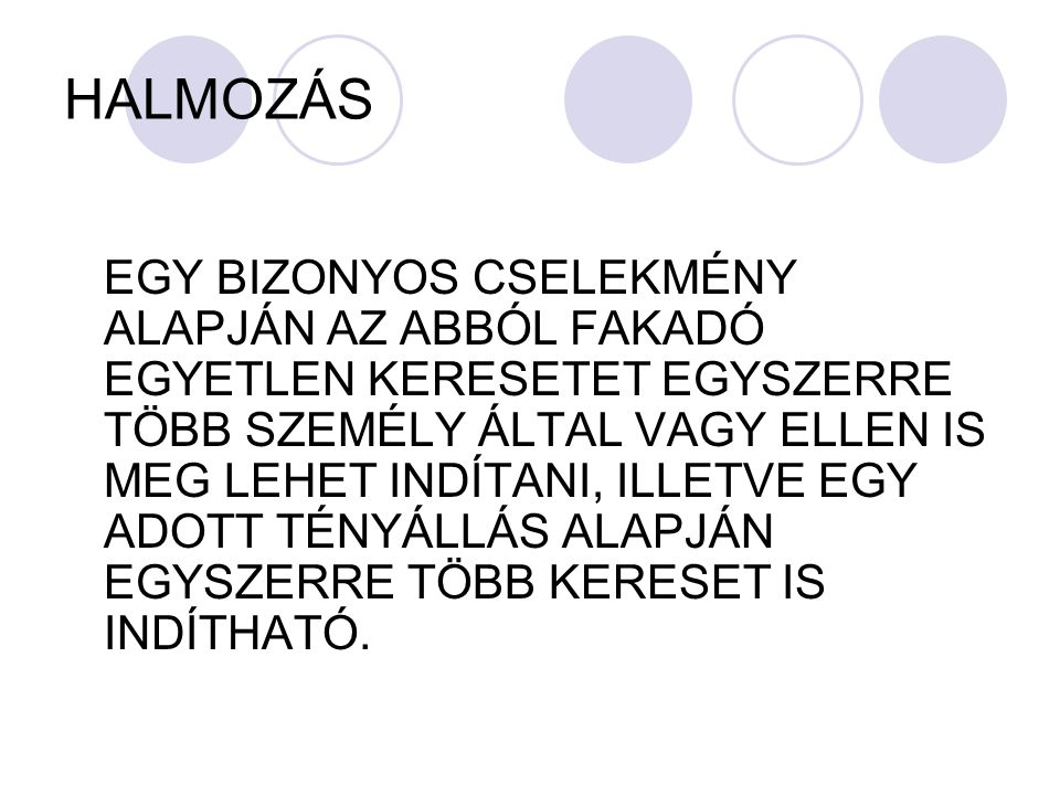 HALMOZÁS