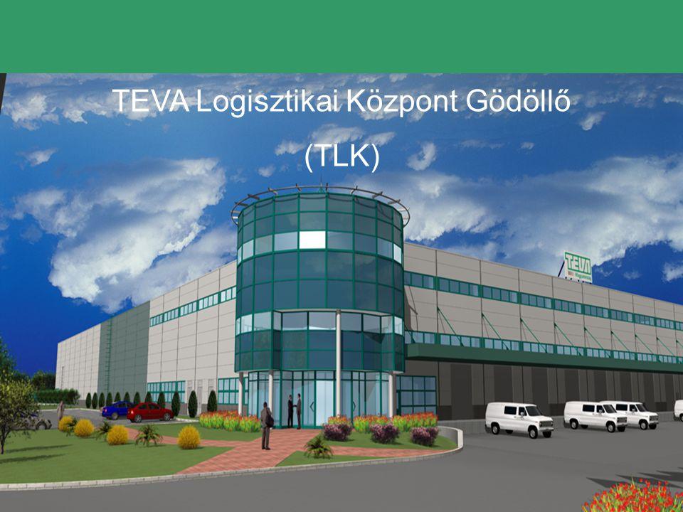 TEVA Logisztikai Központ Gödöllő